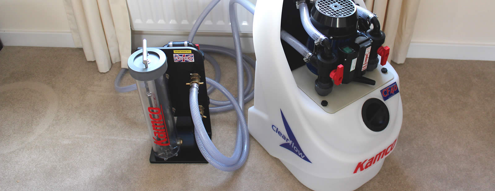 Peter Brown Power flushing Services