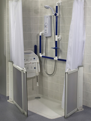 Disabled Wet Rooms